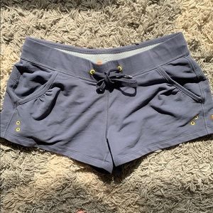 Lucy shorts. Size medium